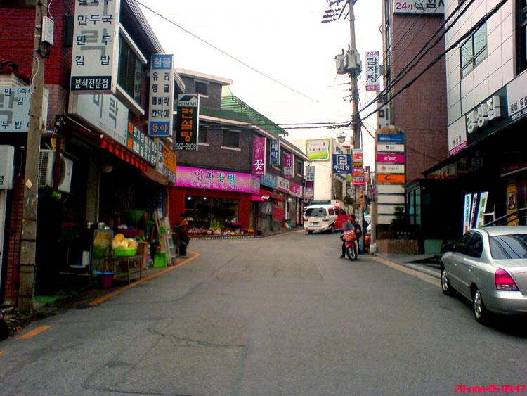 фото рынков сеула